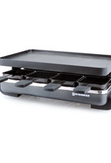 Classic 8 Person Raclette N/S Grill - Anthracite