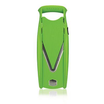 VPower Mandoline W/3 Inserts - Green