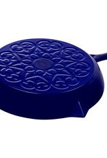 "Staub Fry pan 30cm/ 12"" Lilly - Blue"