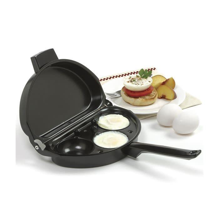 NorPro NS Omelet Pan w/Poacher