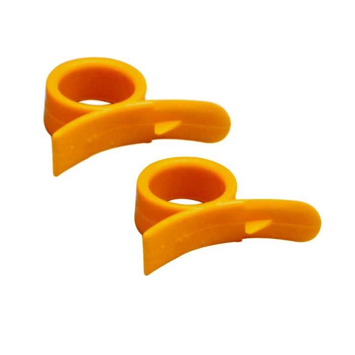 Citrus Peeler - Orange - Single