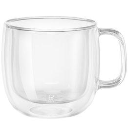 Zwilling J.A. Henckels Sorrento Plus  Cappuccino Mugs  S/2 450ml /15oz