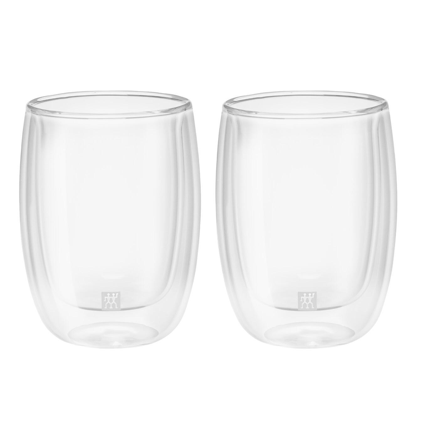 ZWILLING Sorrento Cappuccino Glasses S/2 200ml /6.7oz