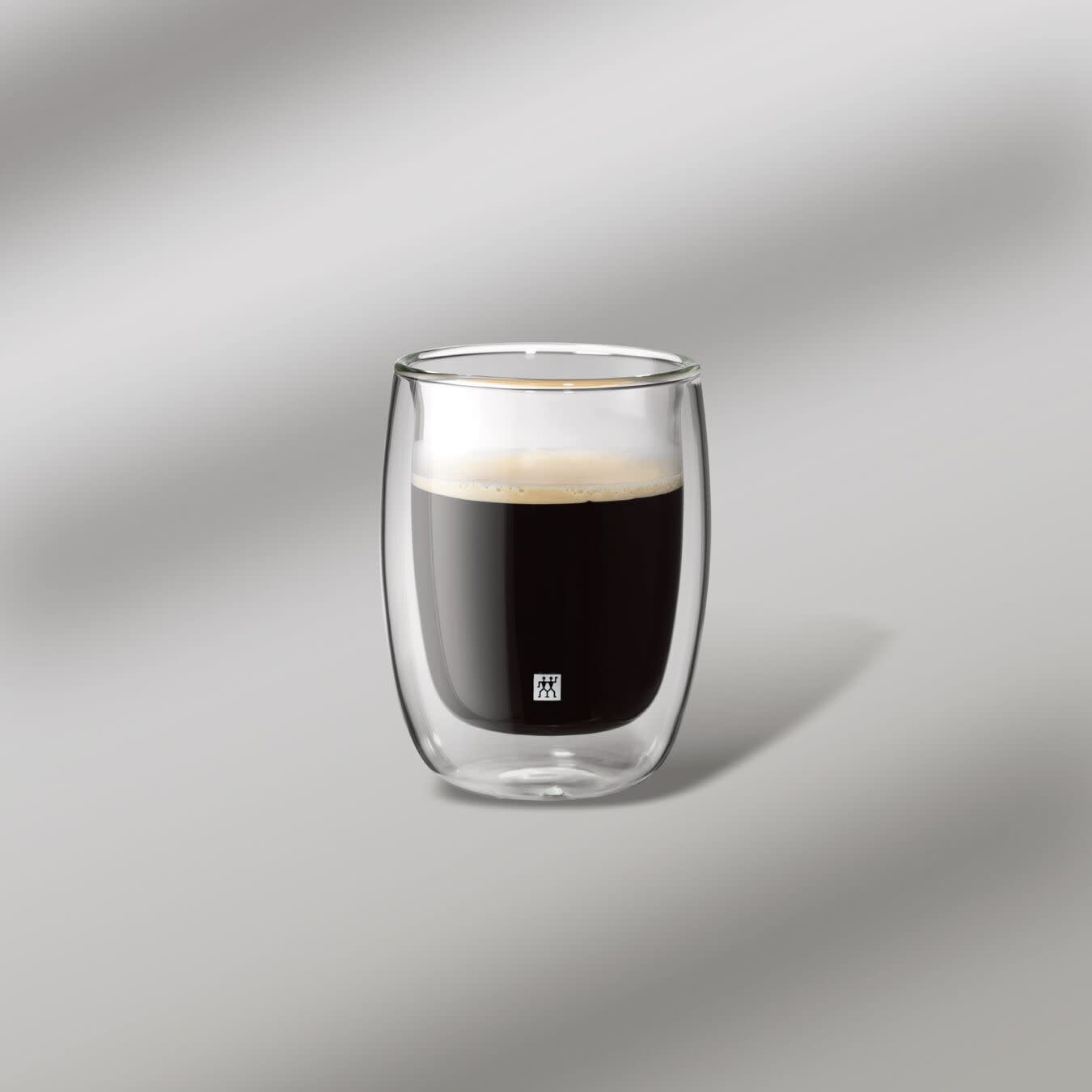 Zwilling J.A. Henckels Sorrento Cappuccino Glasses S/2 200ml /6.7oz
