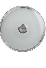 """Le Creuset Glass Lid w/ S.S. Knob - 30cm/11"""""""