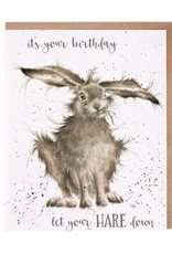 Wrendale Designs Hare Down - Card