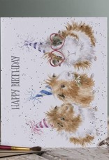 Wrendale Designs Celebrate In Style - Card