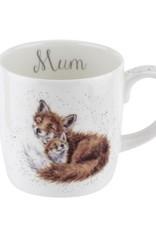 Wrendale Designs 'Mum' Mug (Fox)