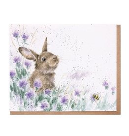 Wrendale Designs The Country Set - Meadow Rabbit