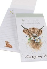 Wrendale Designs 'Daisy Coo'  Shopping Pad