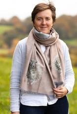 Wrendale Designs 'Woolly Jumper' Winter Scarf