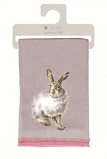 Wrendale Designs 'Mountain Hare' Winter Scarf