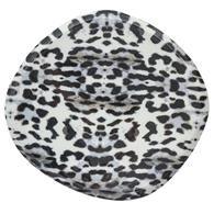 Enamel Tray (Set of 3) Leopard