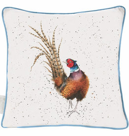 Wrendale Designs 'Ready for My Close Up' Large Cushion