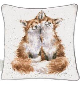 Wrendale Designs 'Contentment' Large Cushion