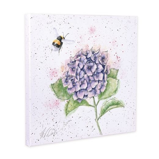 Wrendale Designs 'The Busy Bee' Canvas