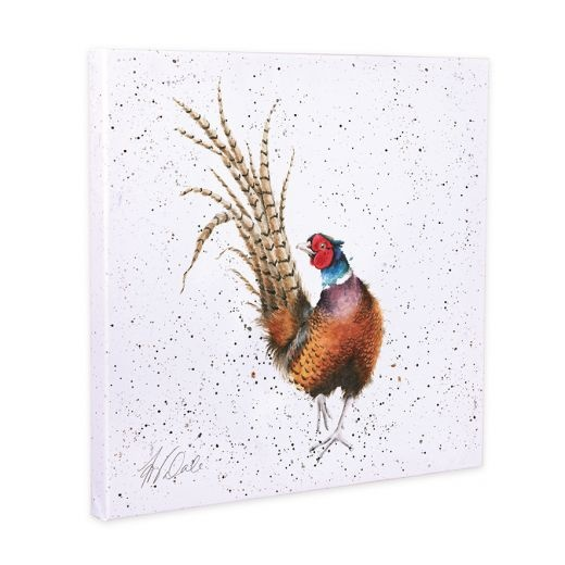 Wrendale Designs 'Ready For My Close Up' Canvas