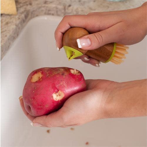 Potato Scrubber - Tater Mate - Eye Removing