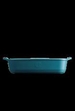 "Emile Henry Calanque Rectangular Baking Dish - 11.4 x7.5"" / 29x13cm - 1.6L"
