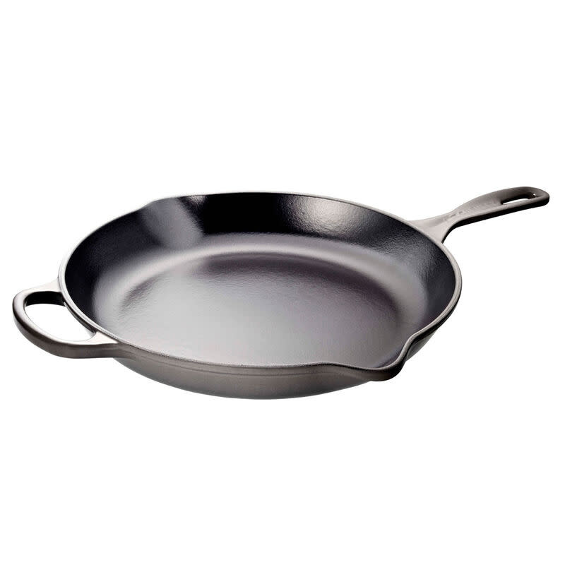 Le Creuset Iron Handle 30cm Skillet - Oyster