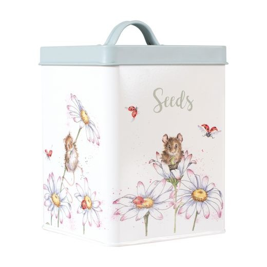 Wrendale Designs 'Oops a Daisy' Seed Tin