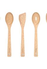 "Epicurean CS Med Slotted Spoon Natural 3/8"""