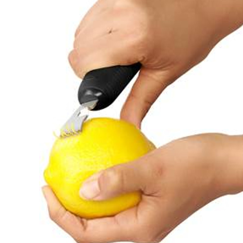 OXO Good Grips Citrus Zester with Channel Knife