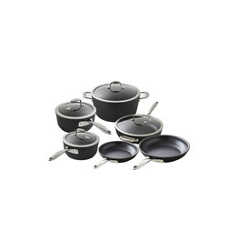 ZWILLING FORTE 10pc Cookware NS Set TI-X - 5 Layer