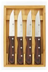 ZWILLING Steakhouse 4pc Knife Set & Box