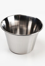 Stainless Steel Sauce Cups - 2oz