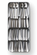 Joseph Joseph JJ DrawerStore Large Cutlery Organizer  -Grey