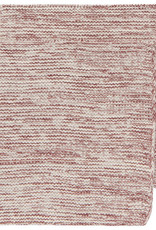 Heirloom Knit Dishcloths - Wine - Set of 2