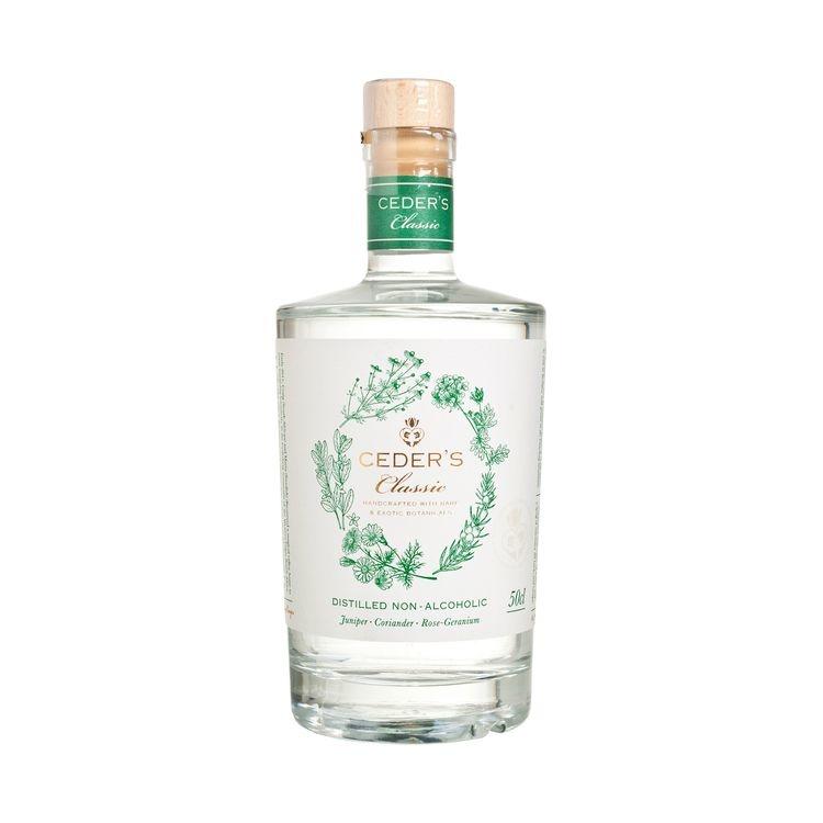 Ceder's Drinks Ltd  'Classic' Non Alcoholic  Spirit
