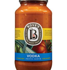 BOVE'S Vodka Tomato Sauce