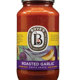 BOVE'S Roasted Garlic Tomato Sauce