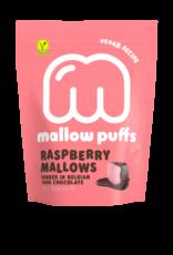 Mallow Puffs - Raspberry & Dark Chocolate