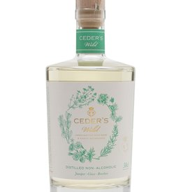 Ceder's Drinks Ltd 'Wild' Non Alcoholic  Spirit
