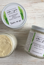 M&J Craft Soap Rosemary Mint Body Butter