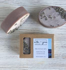 M&J Craft Soap Provence Spa  Soap