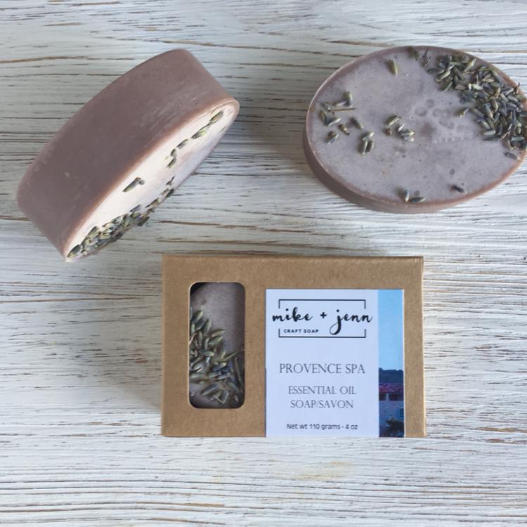 Provence Spa  Soap