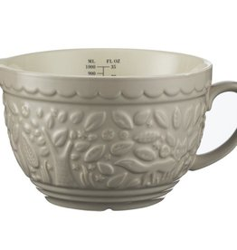 'In The Forest Fox' Measuring Jug - Stone