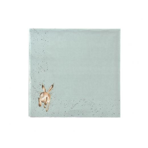 Wrendale Designs 'The Hare & The Bee' Cocktail Napkins