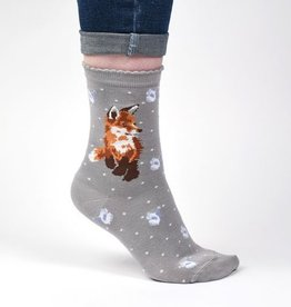 Wrendale Designs 'Born To Be Wild' - Socks
