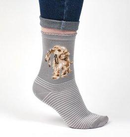 Wrendale Designs 'Hopeful' Socks