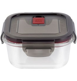 Zwilling J.A. Henckels Gusto Square Glass Container - 500ml