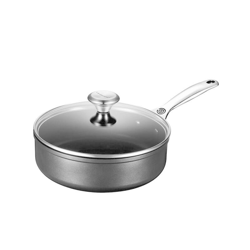 Le Creuset TNS Pro Saute Pan w/Lid - 3.3L / 24cm