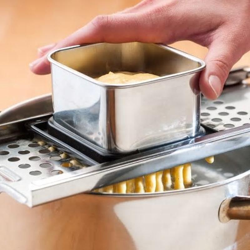 Danesco Spatzle Maker - Stainless Steel