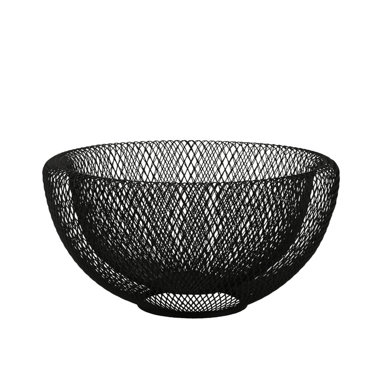 "Decorative Mesh Bowl 9.5"" / 25cm"