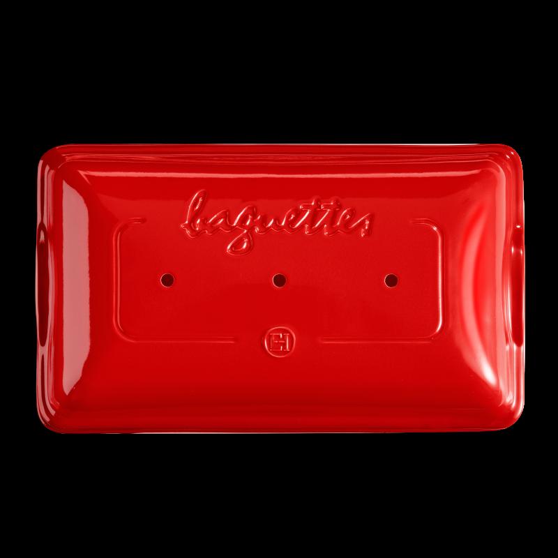 Emile Henry Grand Cru Baguette Mold 39x24cm /15.4x9.4