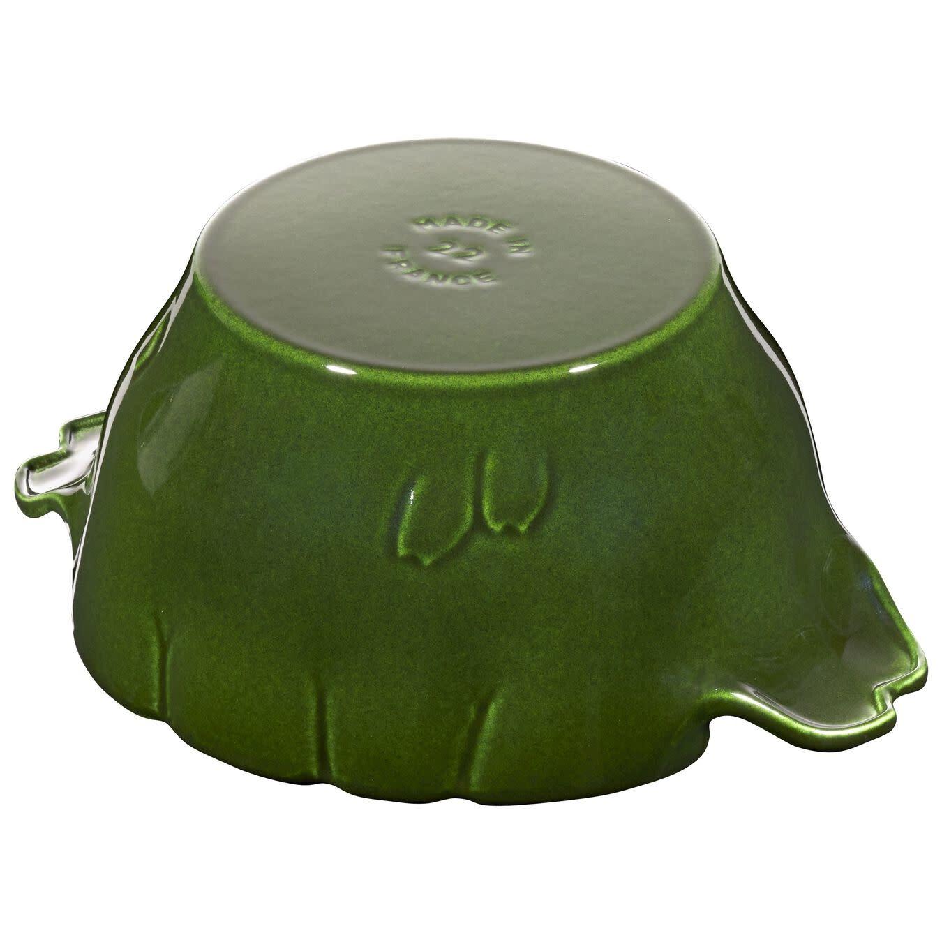 Staub Cocotte 3qt/3L Artichoke - Basil Green